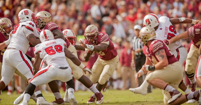 Florida State starting running back will 'most likely' be out for the season after injury