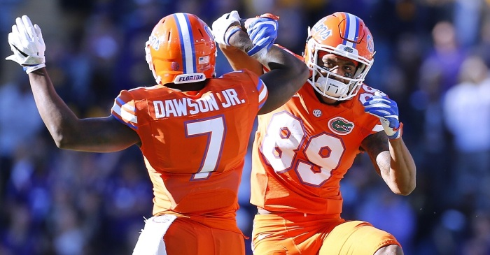 Florida's best playmaker officially ruled out for Homecoming game against LSU