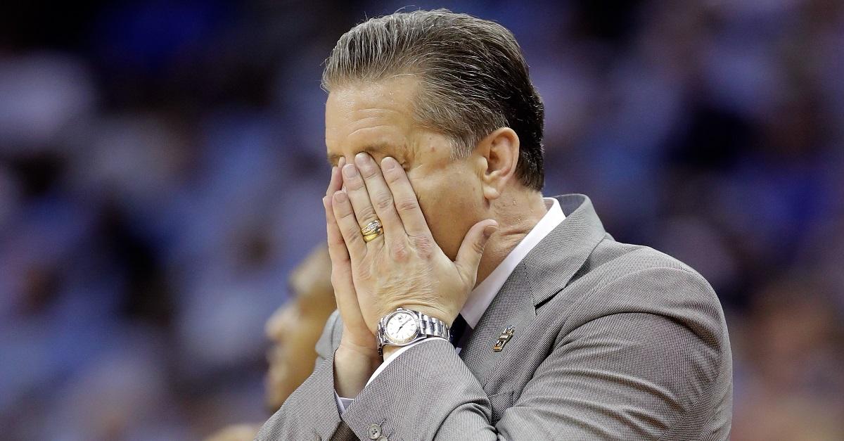 NCAA Tournament Canceled