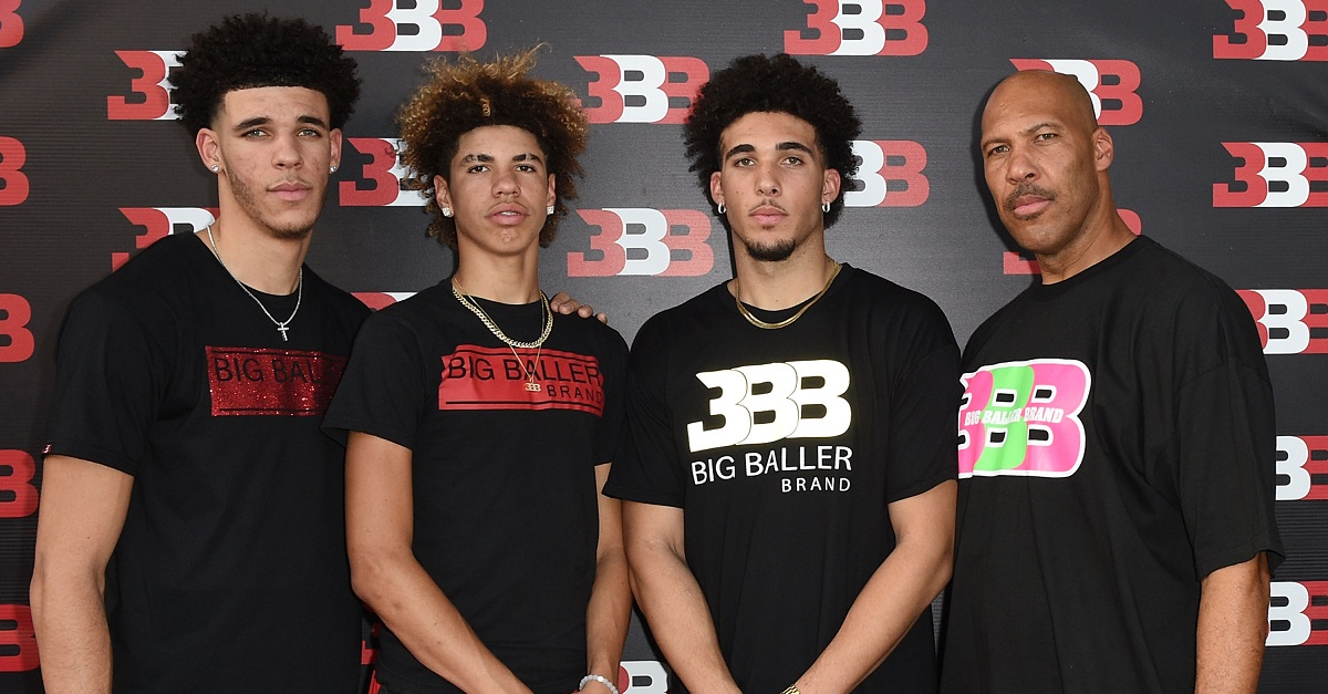 LaVar Ball appears to threaten Lakers over Lonzo's next contract