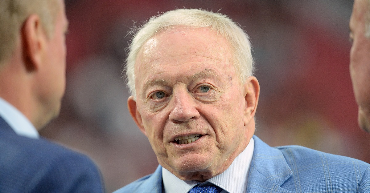 Jerry Jones responds after NFL commissioner Roger Goodell gets contract extension