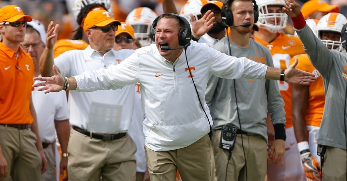 NFL scout says Butch Jones' staff 'criminally underused' yet another potential star running back