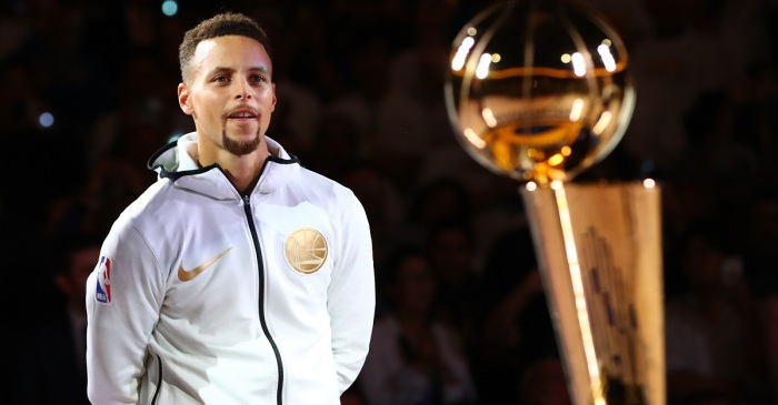 Former NBA MVP Stephen Curry has been punished following ejection in Saturday night loss