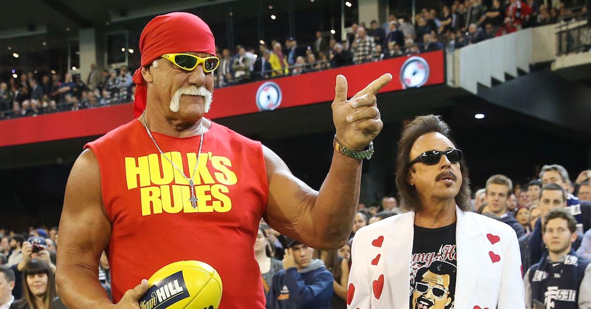 WWE Hall of Famer Hulk Hogan teases change to iconic look