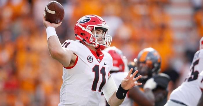 Kirby Smart discusses murky quarterback situation ahead of Vanderbilt game