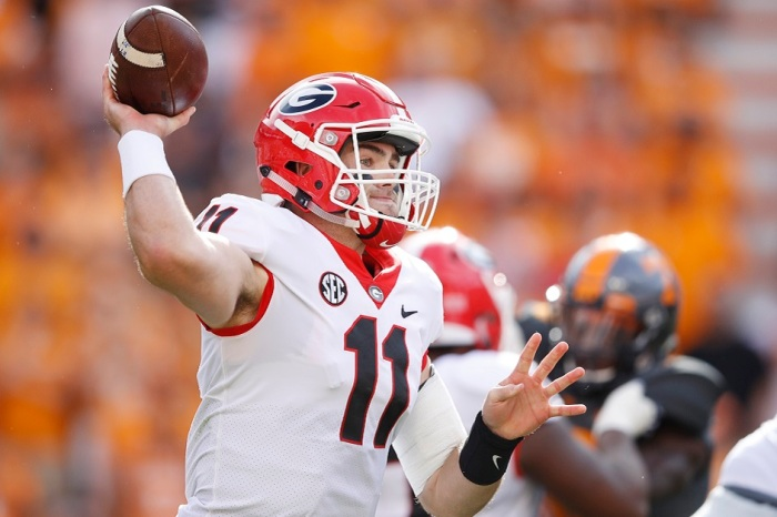 Kirby Smart discusses murky quarterback situation ahead of Vanderbilt game