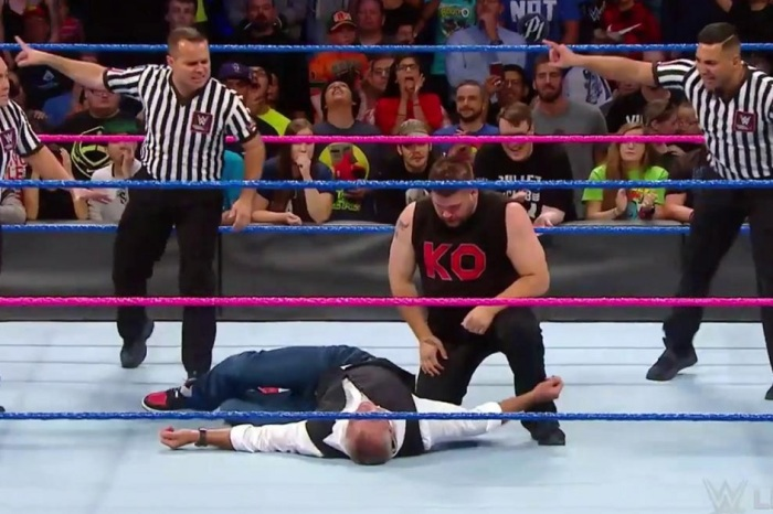 WWE SmackDown Live results: Going home to Hell in a Cell
