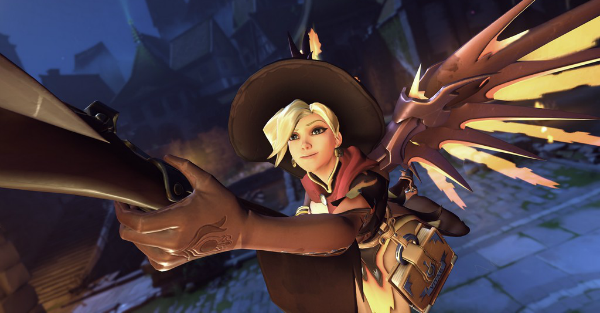 Mercy nerfed, Lucio buffed in latest Overwatch update