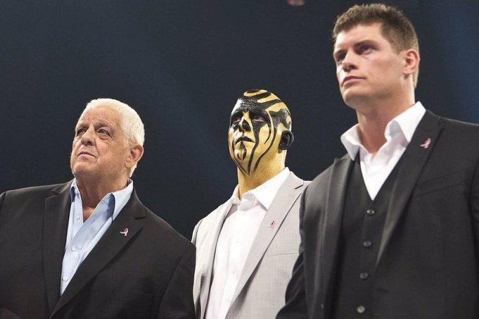 Dusty Rhodes' sons honor legendary late father on what would have been his 72nd birthday