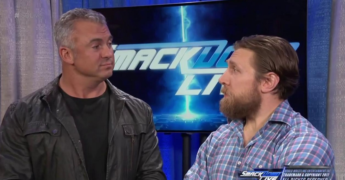 Smackdown Live Results (10/24/17): Shane McMahon officially back, Randy Orton vs. Sami Zayn