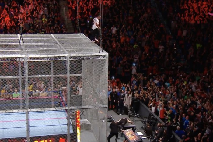 "Former WWE Champion calls out ""idiot"" Shane McMahon after Hell in a Cell stunt"