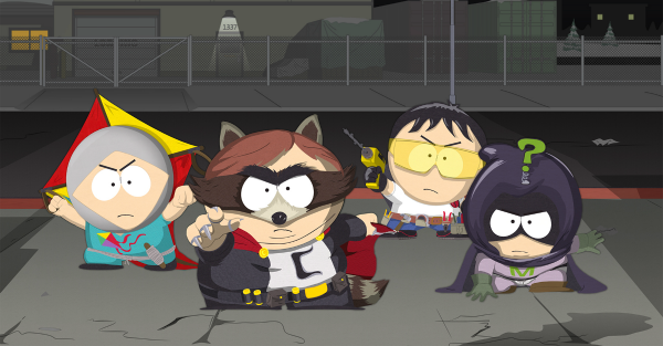 Ubisoft details Season Pass for South Park: The Fractured But Whole