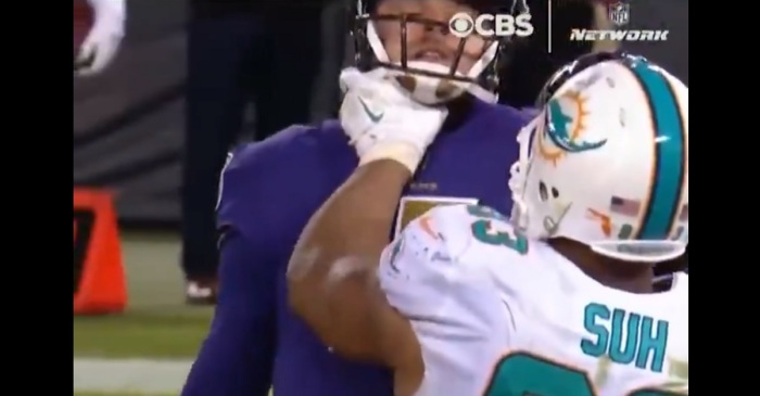 NFL has made at least one decision on punishments for Ndamukong Suh chokeslam, Kiko Alonso hit
