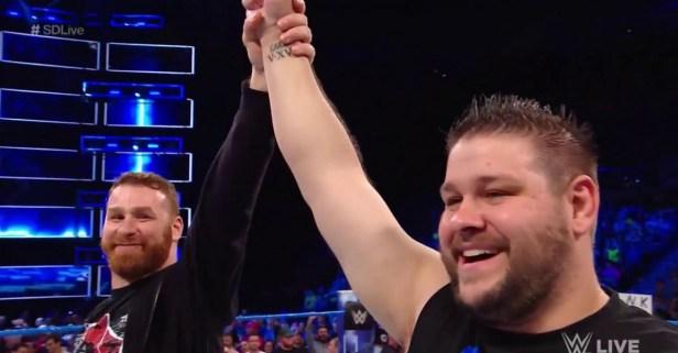 WWE Smackdown Live results: Sami Zayn explains himself, US title rematch