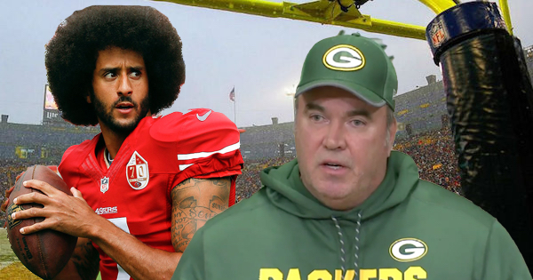 Packers coach Mike McCarthy responds after questionable Colin Kaepernick comments