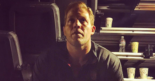 Jack Swagger working with former WWE Champion in preparation for MMA debut