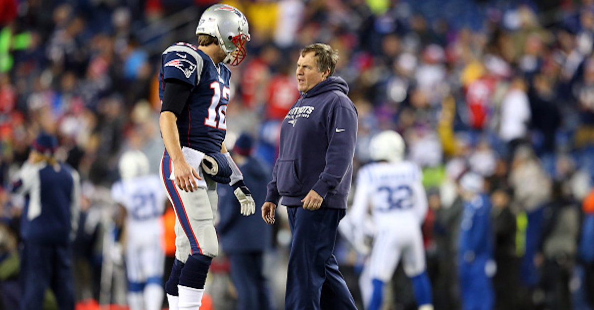 Tom Brady reportedly went over Bill Belichick's head to force Jimmy Garoppolo trade