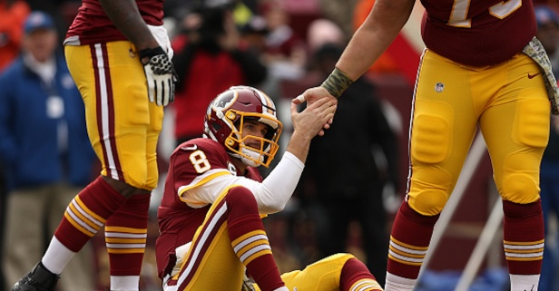 If Redskins try to screw Kirk Cousins out of free agency, the QB has a plan in place
