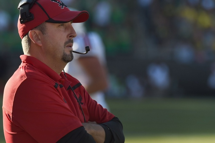 One college head coaching position has reportedly been filled