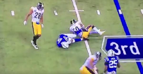 NFL team puts QB back in game despite apparent concussion