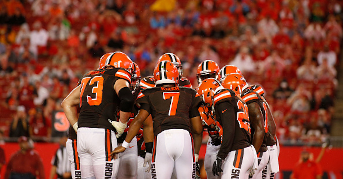 "NFL analyst says the Cleveland Browns have a front office that ""rivals"" the best in the league"