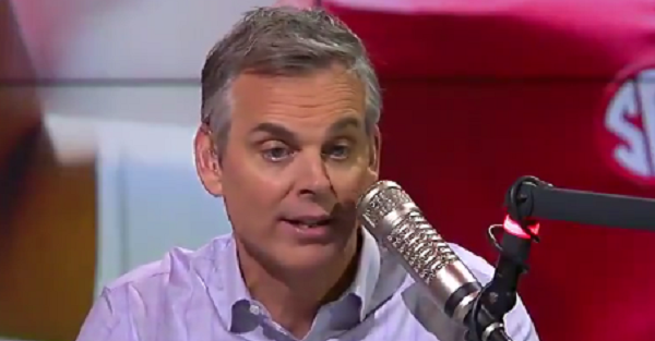 "Colin Cowherd admits the one coach he was ""clearly wrong"" about"
