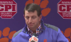 Dabo on rivalries