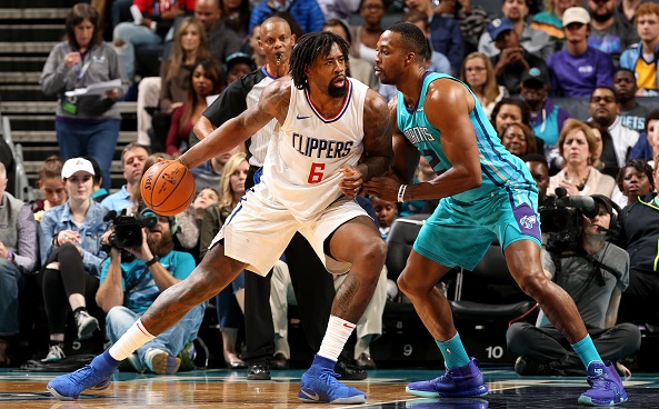 Former NBA All-Star DeAndre Jordan reportedly being shopped in trade talks to multiple teams