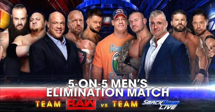 WWE Monday Night Raw results: Survivor Series match announced, major change to Team Raw