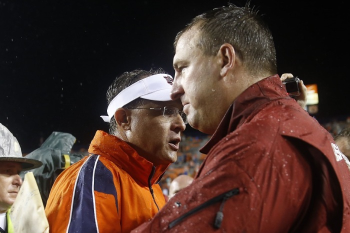 AP writer says 'we're heading toward the end' of one SEC coach's tenure