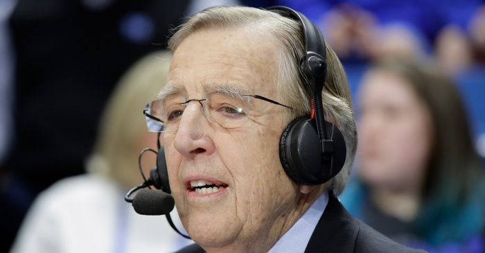 Legendary broadcaster Brent Musberger absolutely rips NBC over their latest change in coverage