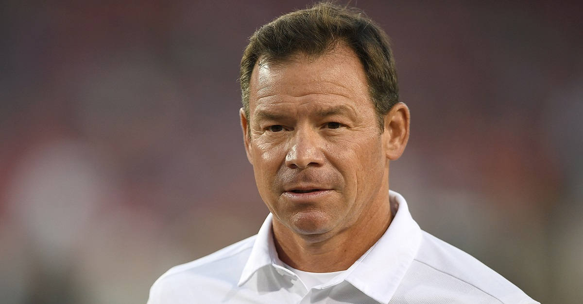 Another head coach has shockingly been fired before the end of the season