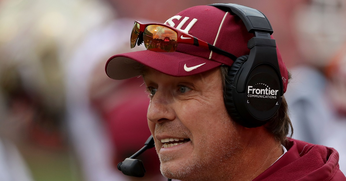 """Report: Jimbo Fisher deal """"done"""" with massive contract numbers emerging"""