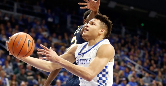 AP Poll Week 3: Kentucky slides after Champions Classic loss