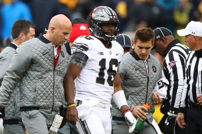 Urban Meyer gives update on J.T. Barrett after surgical procedure
