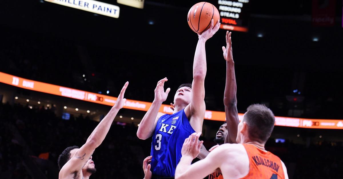 No. 1 Duke makes stunning double-digit comeback against No. 7 Florida