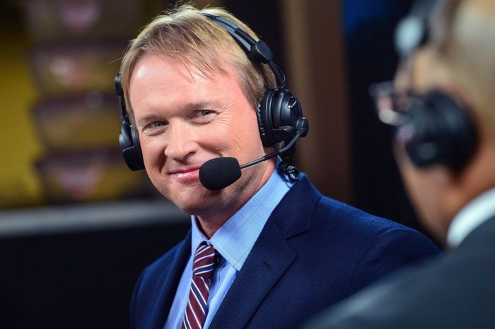ESPN has found its draft coverage replacement for Jon Gruden