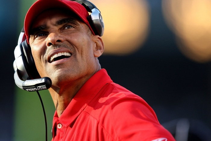 Herm Edwards releases statement after losing his second coordinator this week