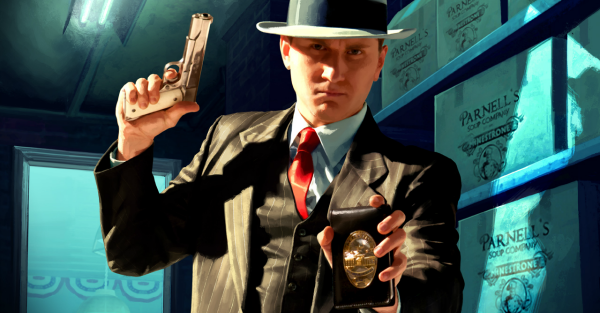 LA Noire doesn't actually fit on the Nintendo Switch