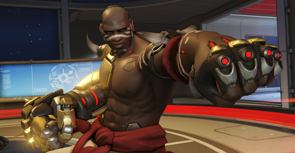 Blizzard brings long-awaited fixes to Doomfist on the Overwatch PTR
