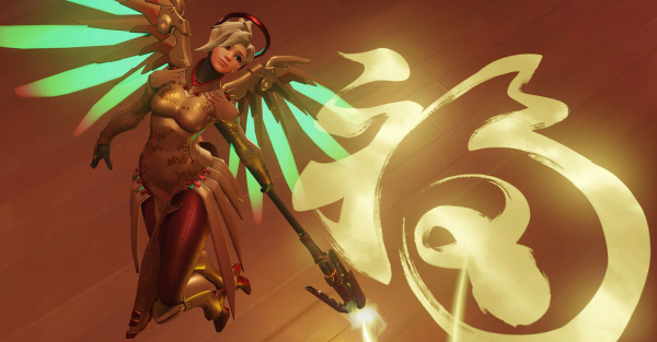 Blizzard nerfs Mercy, buffs Ana on Overwatch PTR
