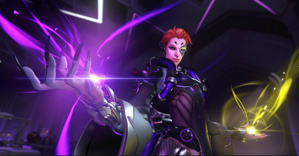 Overwatch's latest hero is now fully playable on the PTR