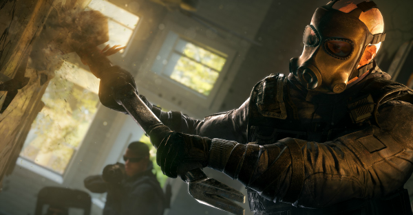 Ubisoft has released the content roadmap for Rainbow Six Siege's next year