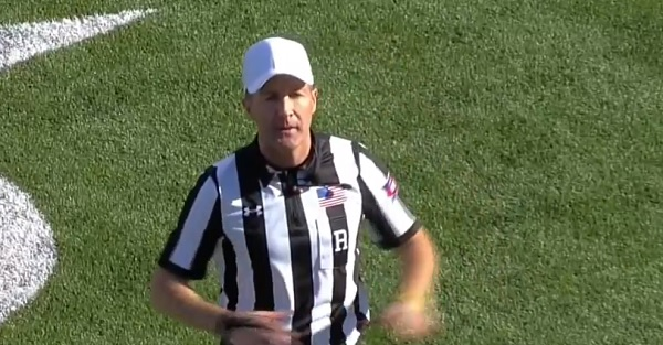 Refs rob a team of a bowl game after the final play comes down to replay review