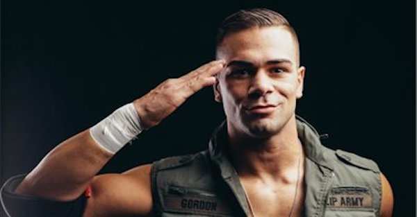 Ring of Honor's next rising star, Flip Gordon is plenty more than just another high flyer