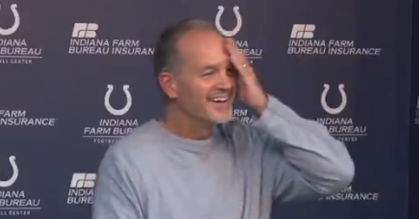 Indianapolis Colts coach Chuck Pagano has lost his mind in midst of miserable 3-win season