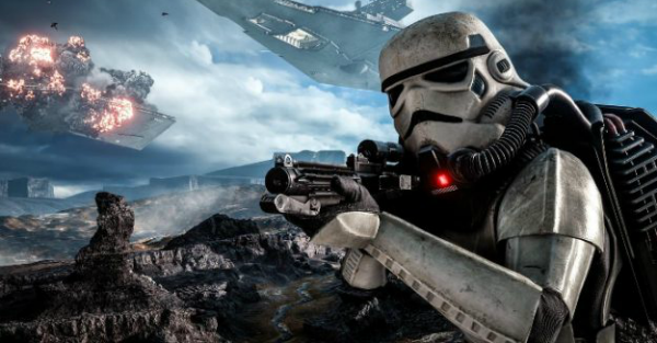 Star Wars: Battlefront 2's first patch has arrived