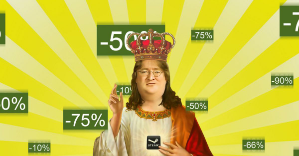 Steam's next big sale begins in only two days
