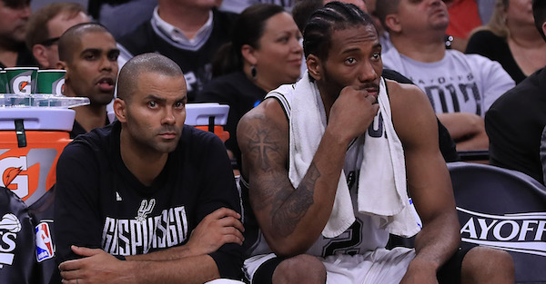 Gregg Popovich gives a dismal update on the injury status of former Finals MVP Kawhi Leonard