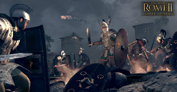 Creative Assembly announces new expansion for Total War: Rome II